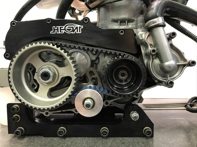 Honda 450cc belt drive conversion kit [1080] - $875 00 : Zen